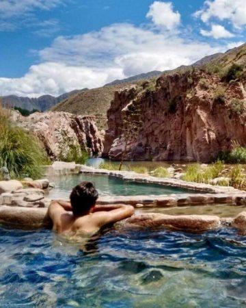 Día de  Spa Hotel Termas Cacheuta Mendoza